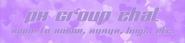 Purple Heart Group Chat logo
