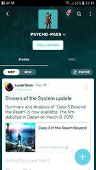 Fandom app Discussions Community Feed
