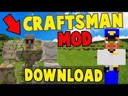 CRAFTSMAN - HOW TO DOWNLOAD MODS - Mods para craftsman
