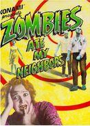 Zombies Ate My Neighbors Poster