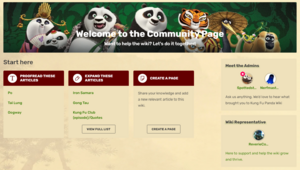 Zoals te zien is op de Kung Fu Panda Wiki