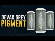 Devar Grey Pigment Farm- Dojo Colors (Warframe)