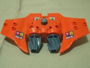 Max ray - sea bat - back pack