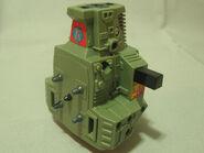 Jake rockwell - detonator - back pack