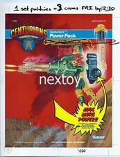 Centurions Power Pack cromalin -1