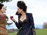 Biancaneve e Regina