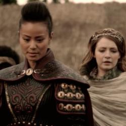 Aurora e Mulan