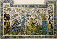 Entertainment garden Louvre OA3340