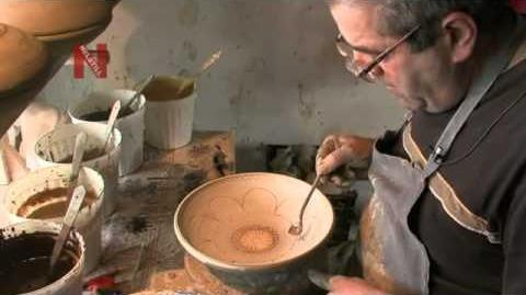 Ceramica Horezu Regii Lutului-1