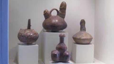 Erótica (Perú-Cerámica)