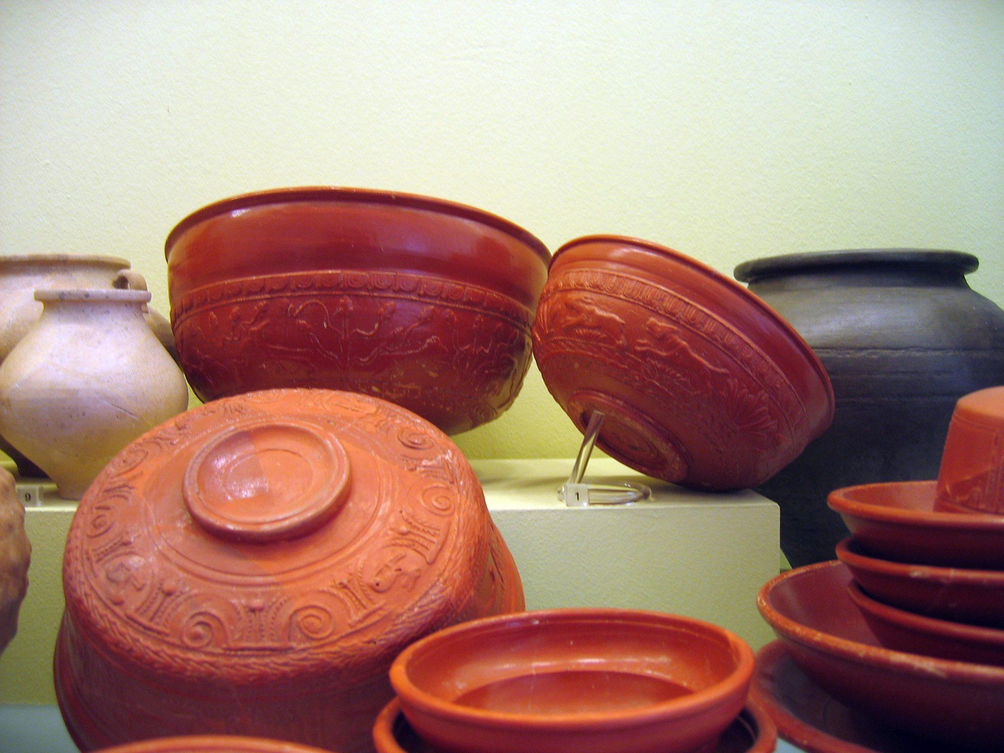 Céramique sigillée