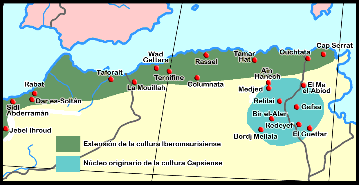 Cultura Ibero-Mauritana