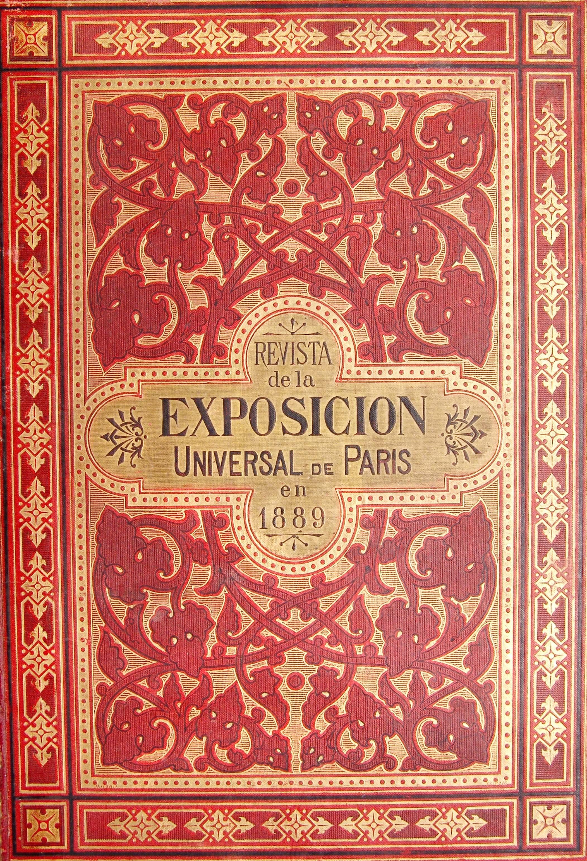 Revista de la Exposición Universal de París en 1889