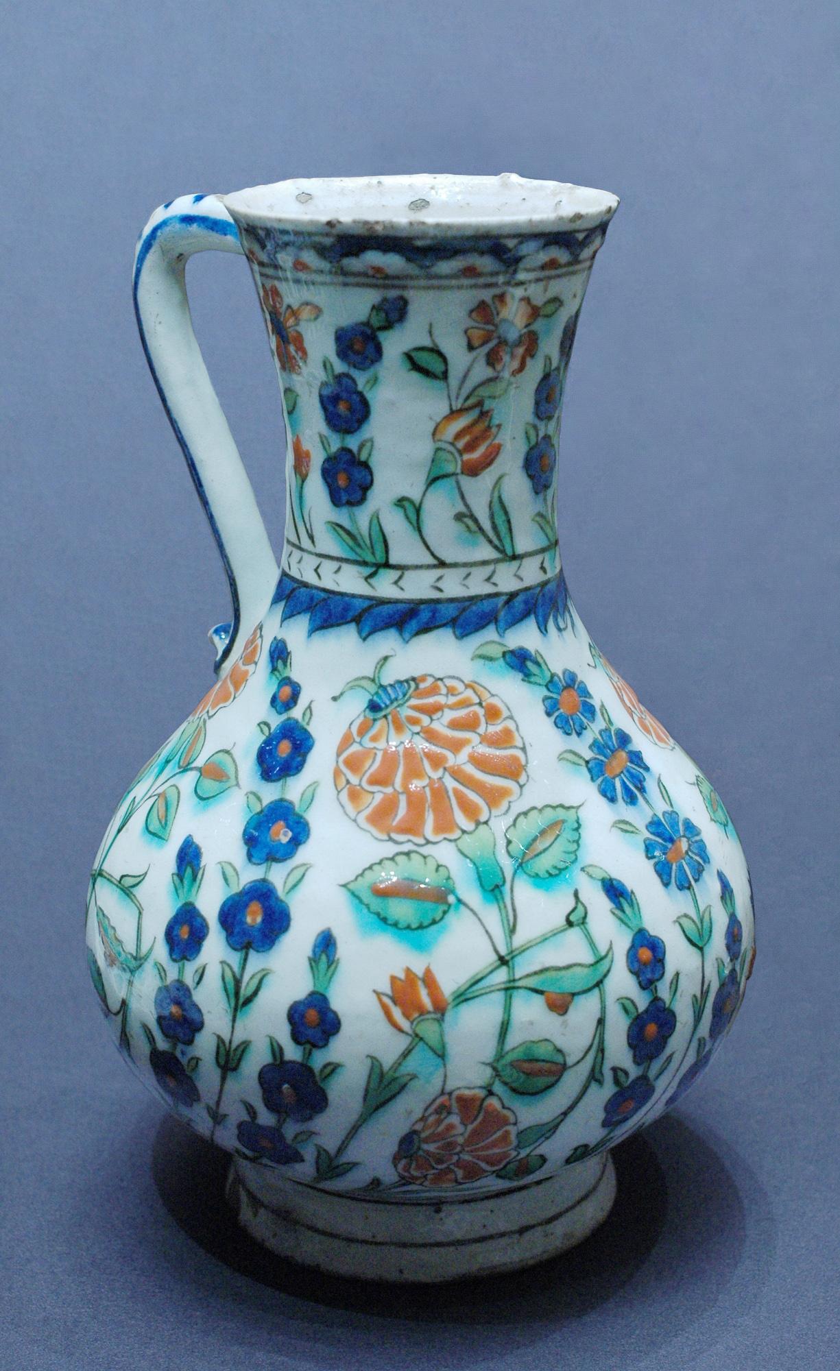 Céramique d'Iznik