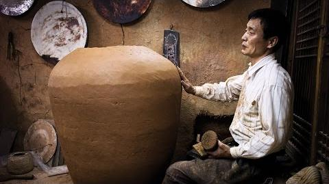 Lee Kang-hyo 'Onggi Master' - film about a Korean potter