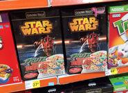 Star wars fruit loop