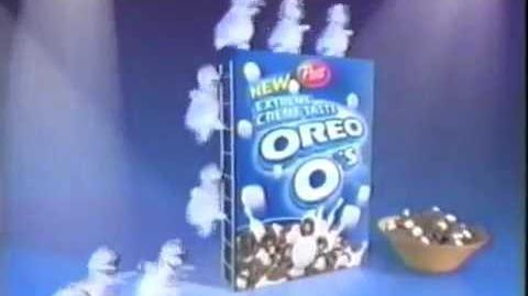 Oreo Cereal Commercial (circa 2002)