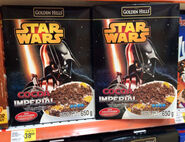 Coco pops star wars