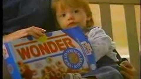 Wonder Cereal Commercial