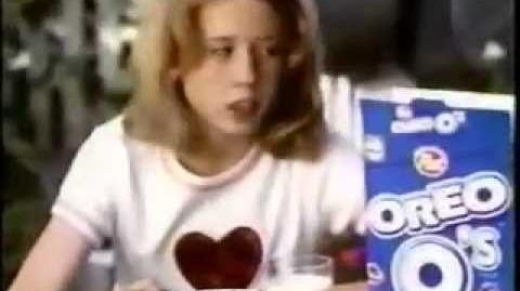 Oreo O's Cereal Commercial from 1998