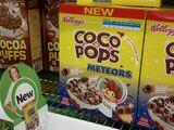 Coco Pops Meteors