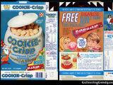 Vanilla Wafer Cookie Crisp
