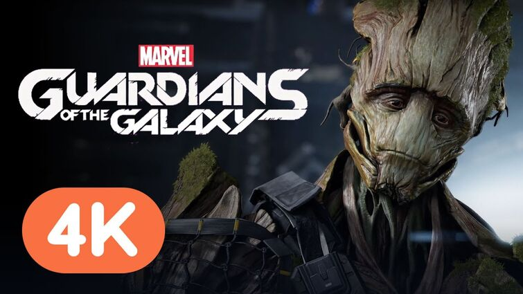 Marvel's Guardians of the Galaxy - Official Reveal Trailer (4K) | E3 2021