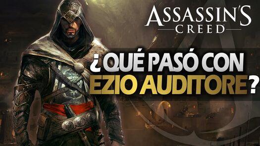 Assassin's Creed Reflections #1 | ¿QUÉ PASÓ CON EZIO AUDITORE? | Su ÚLTIMA MISIÓN