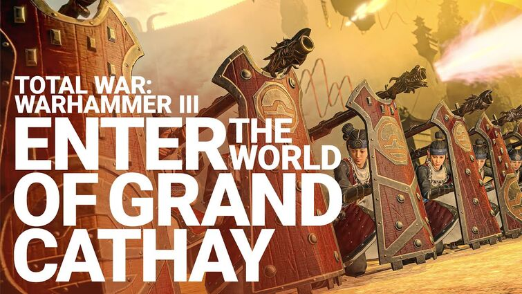 Enter the World of Grand Cathay | Total War: WARHAMMER III