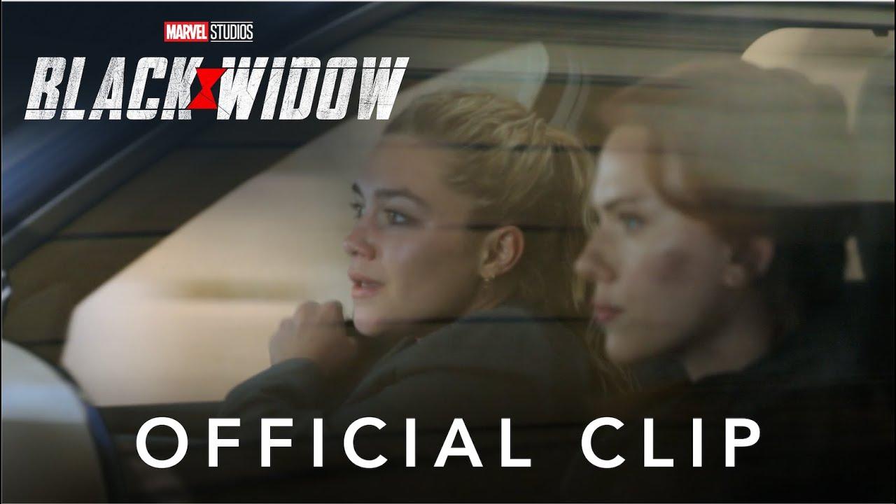"""You Got A Plan?"" Clip | Marvel Studios' Black Widow"