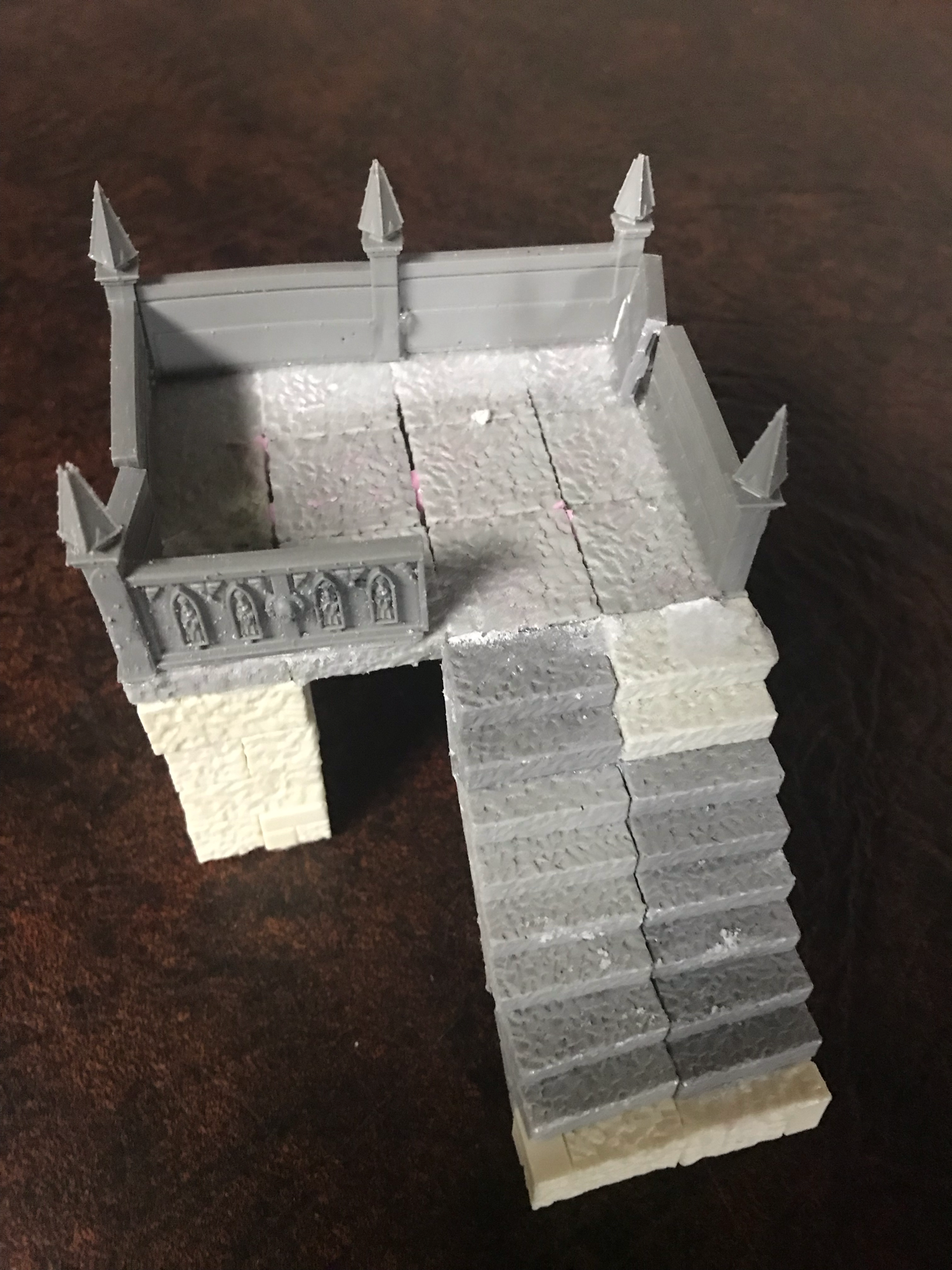 My current terrain project
