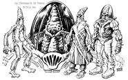 Elder Worm Race (Champions Beyond)