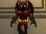 Demon Action Figure