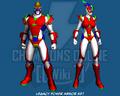 Legacy Power Armor Set