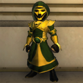 Serpent Mage Action Figure