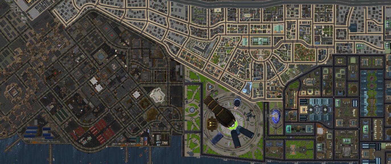 Millennium City Map.png
