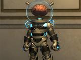 Brain Bot Action Figure