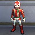 Winter Defender Action Figure