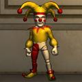 Clown Action Figure