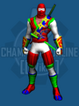 Ninja Warrior Set