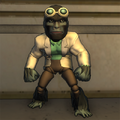 Doctor Silverback Action Figure