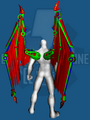 Wings Mechanical (Back) - Back