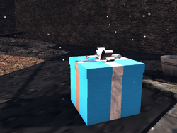 Giftbox in West Side