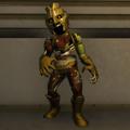Undead Vanguard Action Figure