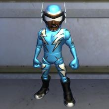 Winter Kinetik Action Figure