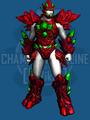 Geo Armor Set