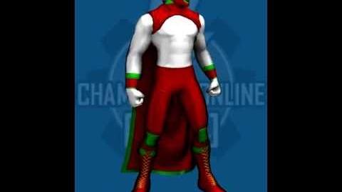 CO Wikia com Luchador Costume Series