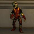 Undead Firefight Action Figure
