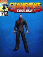 Costume Rakshasa CO CC Comic Page Blue 307040273