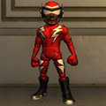 Kinetik Action Figure